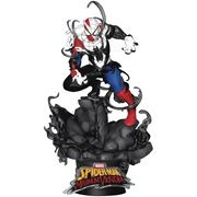 Maximum Venom Spider-Man D-Stage DS-065 6-Inch Statue
