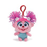 Sesame Street Abby Cadabby 5-Inch Backpack Clip Key Chain