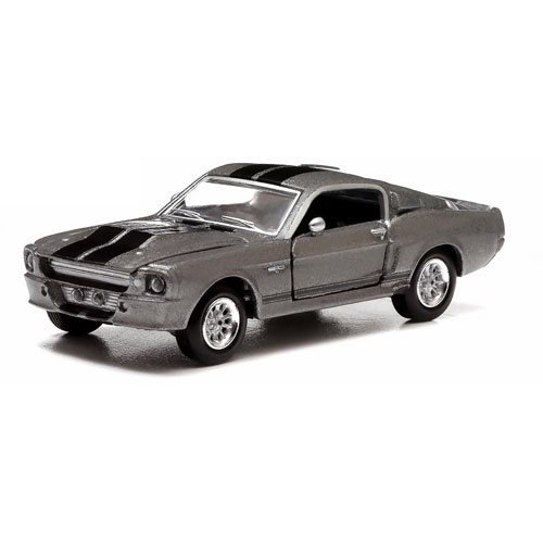 Gone in 60 Seconds 1967 Custom Ford Mustang Eleanor 1:64 Scale Die-Cast Metal Vehicle