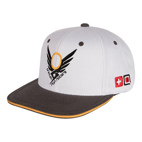 305a36b45 Overwatch Mercy Saves Snap Back Hat - Entertainment Earth