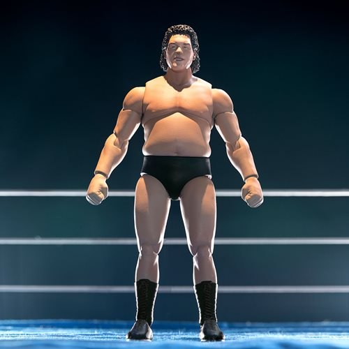 Andre the Giant IWA World Series 1971 Ultimates 8-Inch Action Figure