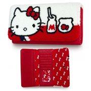Hello Kitty Milk and Fish Bowl Trifold Wallet 27cdba64aa8bf