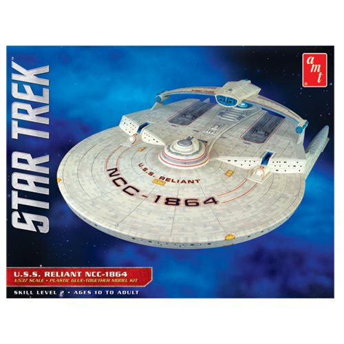 Star Trek II U.S.S. Reliant NCC-1864 1:537 Scale Model Kit