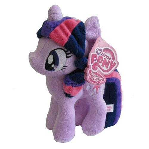 Friendship is Magic Princess Twilight Sparkle 11-Inch Plush Wings Closed