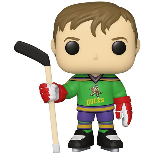 Mighty Ducks Adam Banks Pop! Vinyl Figure