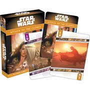 Star Wars: Episode II - Attack of the Clones Playing Cards