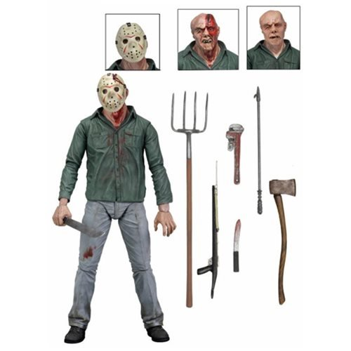 Friday the 13th Part 3 Jason Ultimate 7-Inch Scale Action Figure