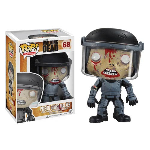 The Walking Dead TV Series Prison Guard Zombie Pop! Vinyl Figure