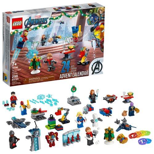 LEGO 76196 Marvel Super Heroes Advent Calendar 2021