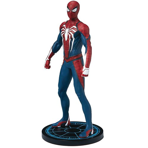 Marvel Armory Spider-Man Video Game Advanced Suit 1:10 Scale Resin Statue