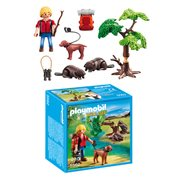 Playmobil 5562 Beavers with Backpacker Figures