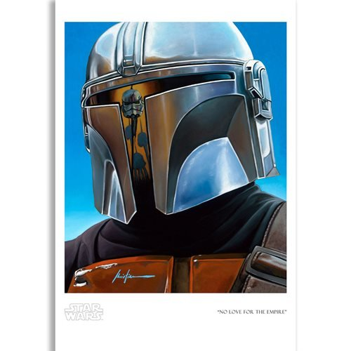 Star Wars No Love for the Empire Christian Waggoner Paper