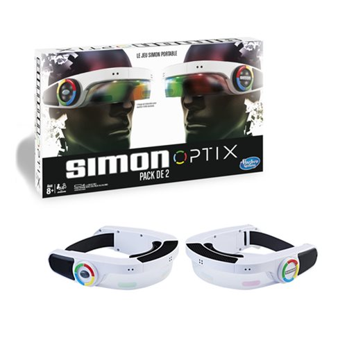 Simon Optix Game 2-Pack