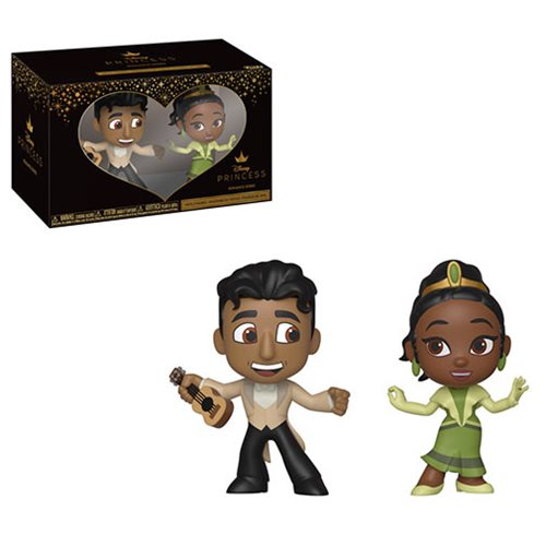 Princess and the Frog Tiana and Naveen Mystery Minis 2-Pack