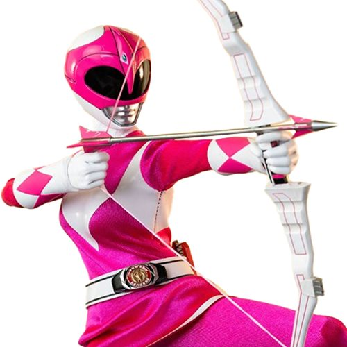 Mighty Morphin Power Rangers Pink Ranger 1:6 Scale Action Figure