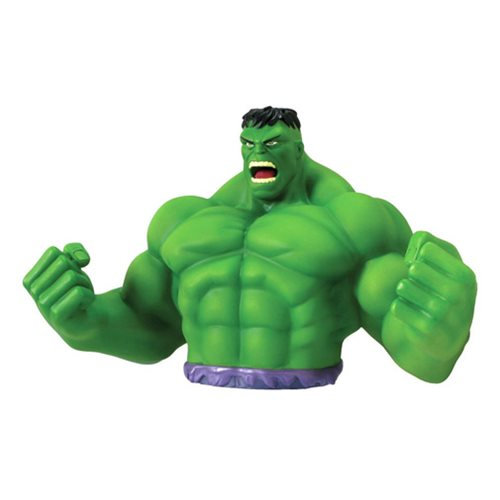 The Incredible Hulk Marvel Bust Bank