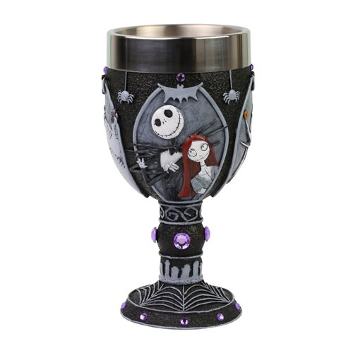 Disney Showcase Nightmare Before Christmas Chalice Goblet