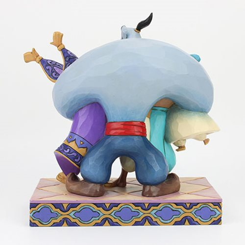 Disney Traditions Aladdin Group Hug by Jim Shore Statue