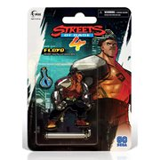 Streets Of Rage 4 Floyd Iraia Side-Scroller Pin Set
