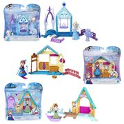 Frozen Small Doll Mini Playsets Wave 2 Case