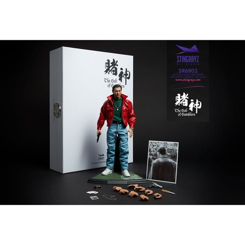 God of Gamblers Little Knife 1:6 Scale Action Figure