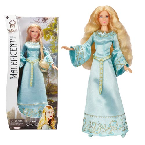 Maleficent Aurora Basic Fashion Doll
