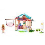 Mega Construx American Girl Lea's Beach Hut Playset
