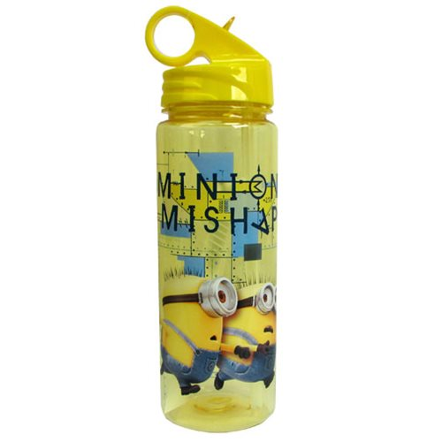 Despicable Me Minion Mishap 20 oz. Tritan Water Bottle