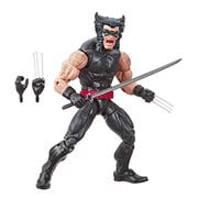 X-Men Retro Marvel Legends 6-Inch Wolverine Action Figure