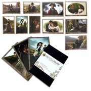 Outlander Lithographic Art Print Set