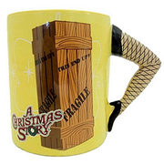Christmas Story Sculpted Leg Lamp Mug