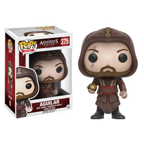 Assassin's Creed Movie Aguilar Pop! Vinyl Figure