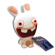 Raving Rabbids Rabbid Plush