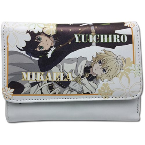 Seraph of the End Mikaela and Yuchiro Wallet