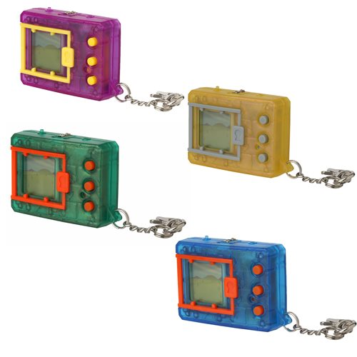 Digimon Electronic Assortment Wave 2 Set