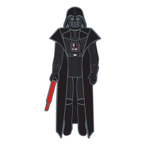 Star Wars Vintage Action Figure Darth Vader Pin - Exclusive