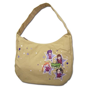 Negima Group Hobo Messenger Bag