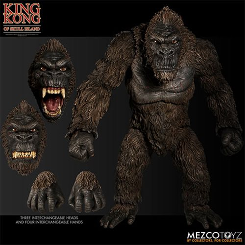 Ultimate King Kong of Skull Island 18-Inch Action Figure