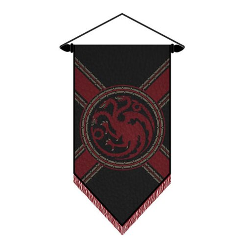 Game of Thrones Targaryen Wall Scroll