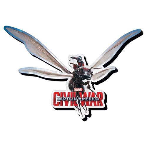 Captain America: Civil War Ant-Man Funky Chunky Magnet