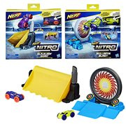 Nerf Nitro Double Action Stunt Foam Cars Stunts Wave 1 Set