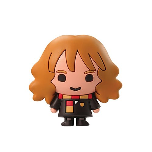 Harry Potter Hermione Granger with Scarf 3D Foam Magnet