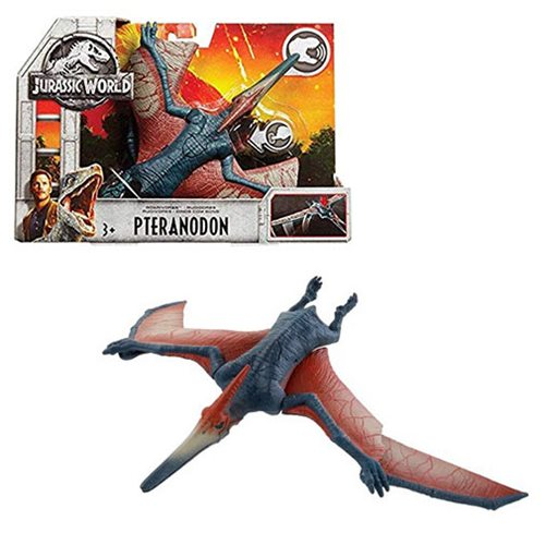 JW: Fallen Kingdom Roarivores Pteranodon Figure, Not Mint