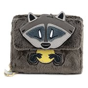 Disney Pocahontas Meeko Zip-Around Wallet