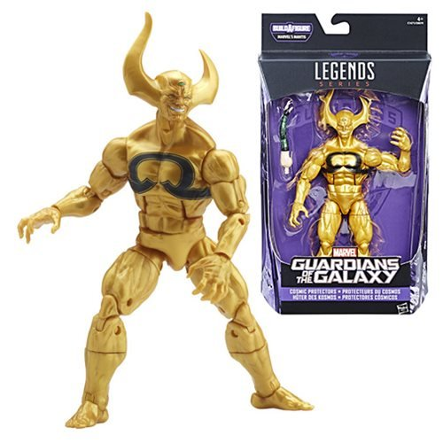 Guardians of the Galaxy Marvel Legends 6-Inch Ex Nihilo Action Figure, Not Mint
