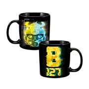Transformers Bumblebee B-127 20 oz. Heat Reactive Ceramic Mug