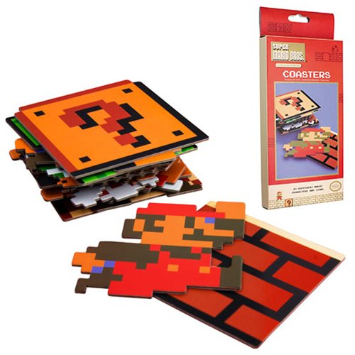 Super Mario Bros. Coasters
