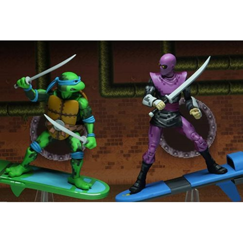 TMNT: Turtles In Time 7-Inch Scale Action Figure Case