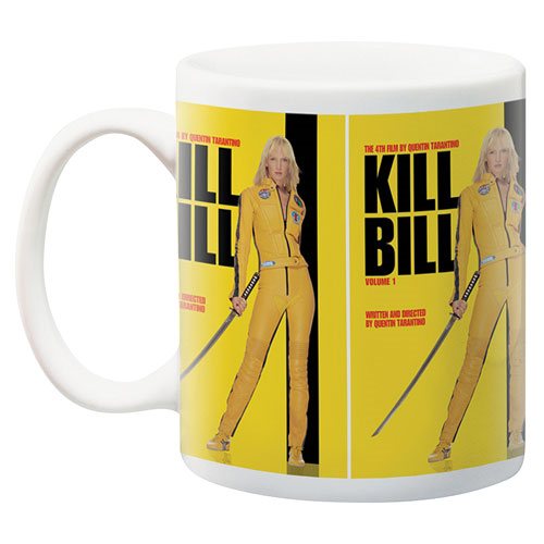 Kill Bill Poster 11 oz. Mug