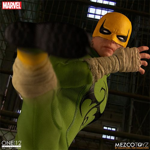 Iron Fist One:12 Collective Action Figure
